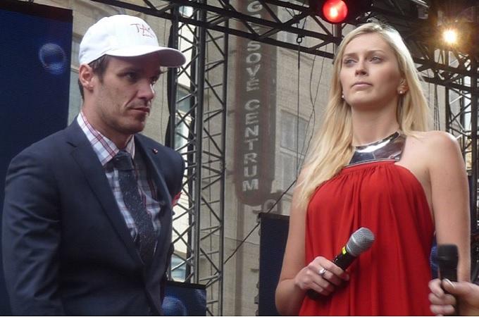 Zorka Hejdov� vys�l� ve trojce. Evropa 2 postavila v�kendovou rann� show