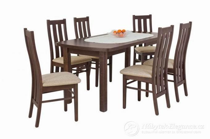 Jak postupovat p�i v�b�ru j�deln�ho stolu a �idl�, pokud nekupujete kompletn� set?