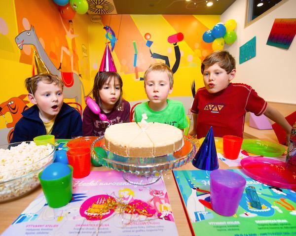 Uspo��dejte sv�m d�tem nezapomenutelnou narozeninovou oslavu v BruNO parku v Brn�