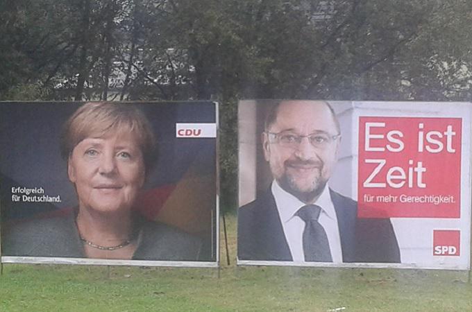 Hořké vítězství Angely Merkelové. Východ Německa ovládla protiimigrační AfD