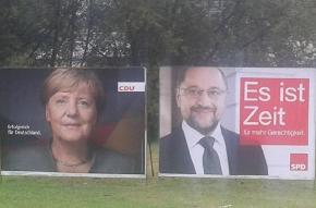 Hoøké vítìzství Angely Merkelové. Východ Nìmecka ovládla protiimigraèní AfD