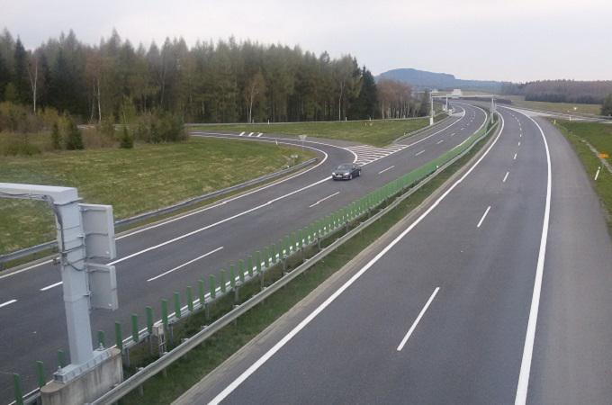 D3, D6, D46, D52, D55 mají nové úseky bez dálničního poplatku