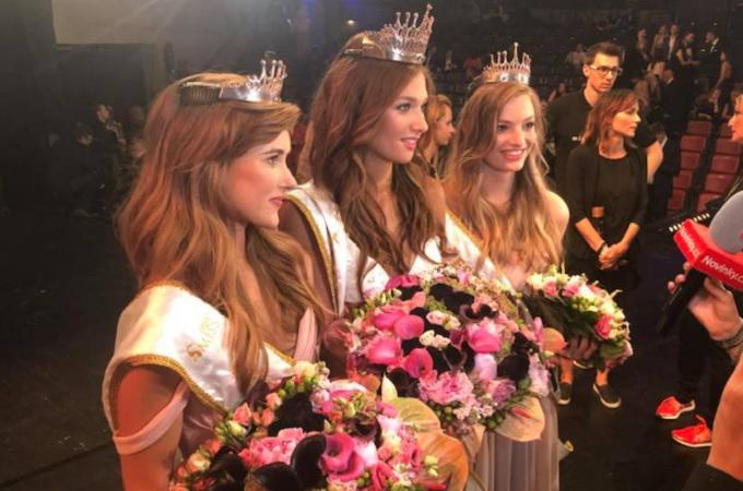 Lea Šteflíčková je nová Česká Miss 2018