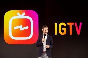 IGTV od Instagramu nabízí celosvìtovou platformu pro mobilní videobsah