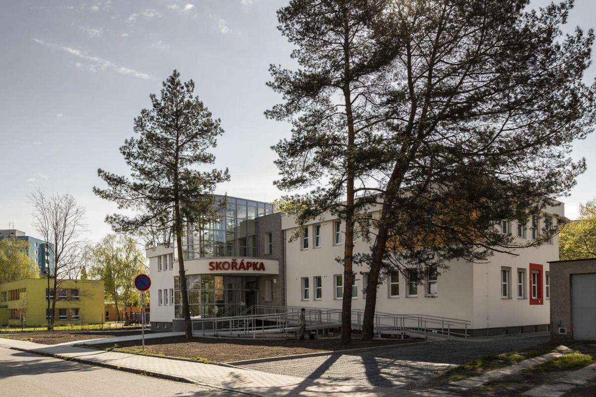 Ostrava má nové Městské centrum uměleckých terapií Skořápka