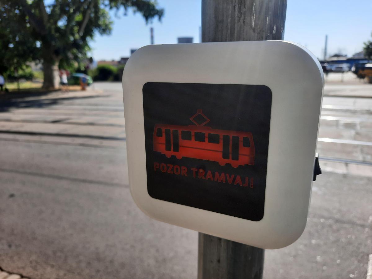 Aplikace Pozor tramvaj! vBrně sklízí úspěch, čeká ji rozšíření funkcí