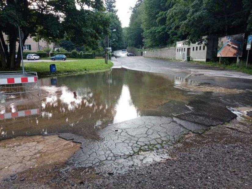Liberec sčítá mnohamilionové škody po povodni