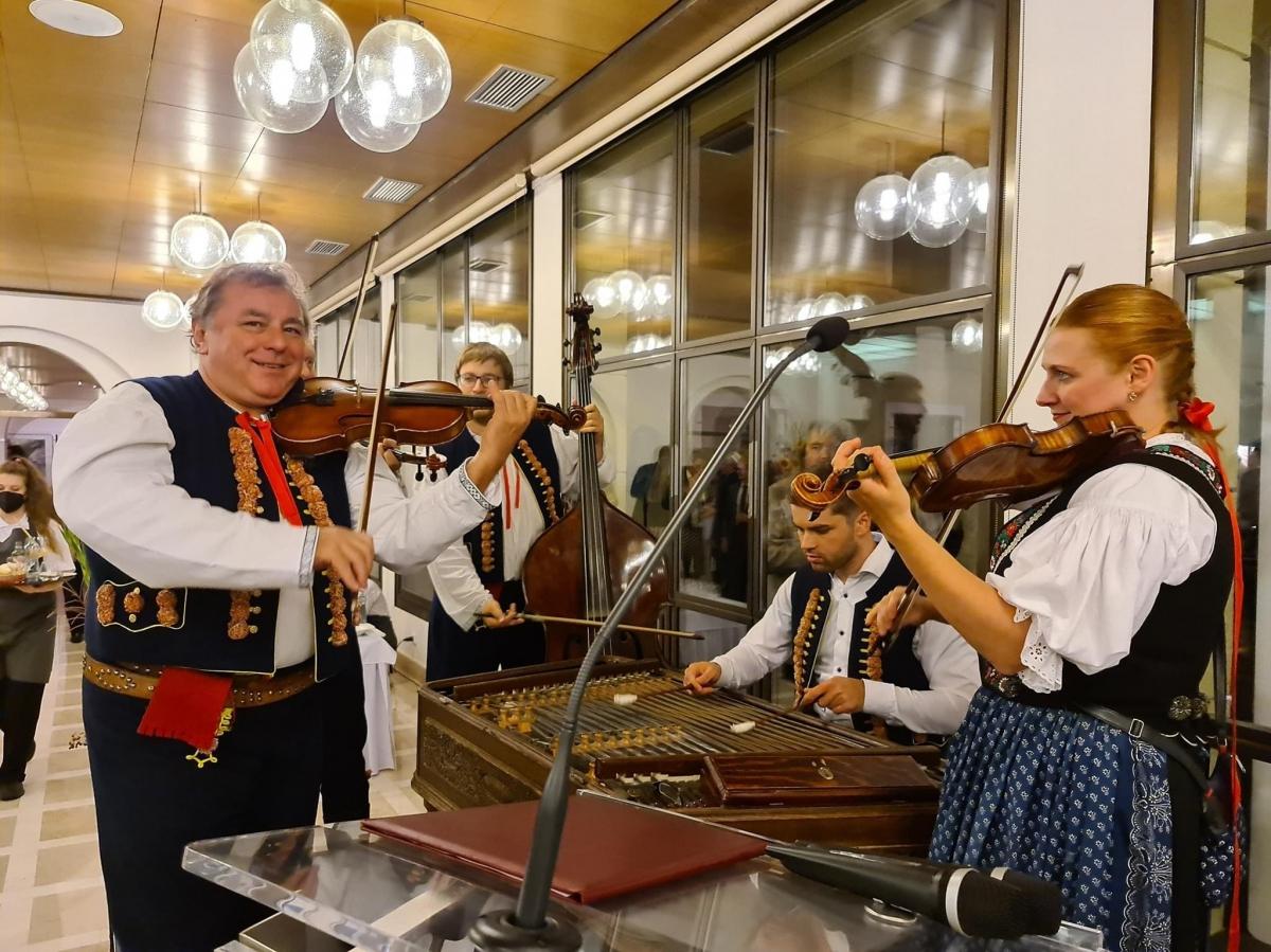 Moravskoslezský kraj se představil ve Vídni