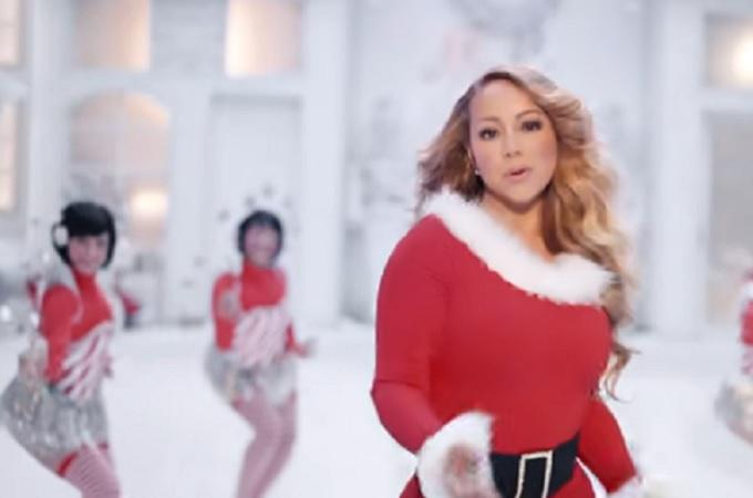 Mariah Carey vydìlala na vánoèním hitu balík penìz. Klasika All I Want For Christmas Is You! má nový videoklip